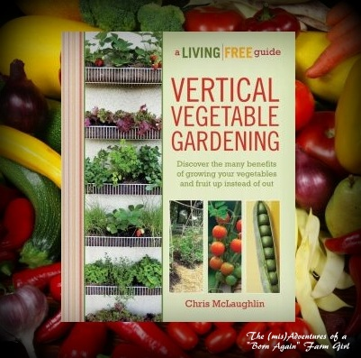 Vertical Vegetable Gardening is a must have book!