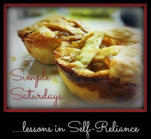 Simple Saturdays Blog Hop February 6