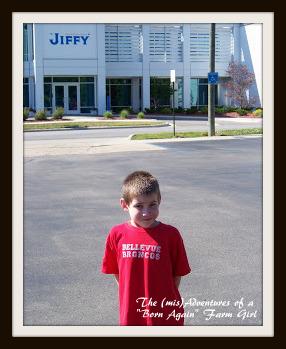 Visiting Jiffy