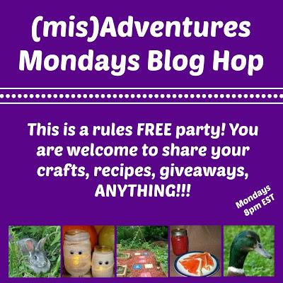 (mis)Adventures Mondays Blog Hop #58