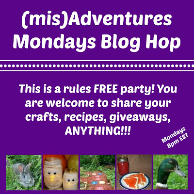 (mis)Adventures Mondays Blog Hop #61