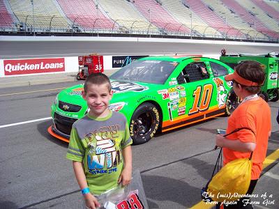 NASCAR (mis)Adventure