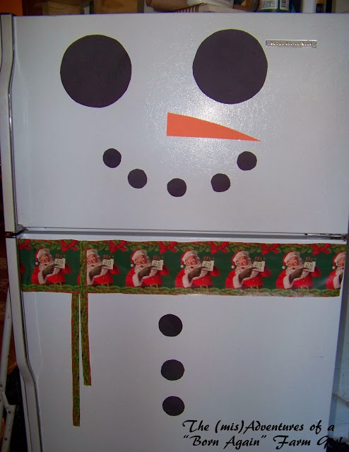 Frosty the Fridge