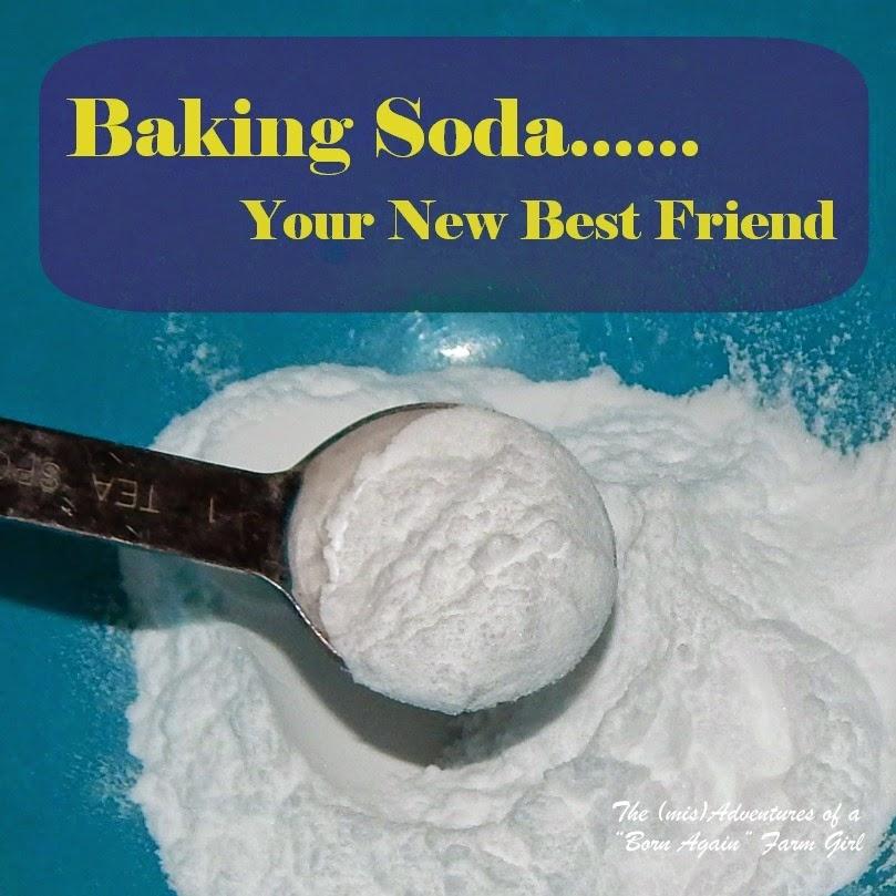 Baking Soda…. Your New Best Friend