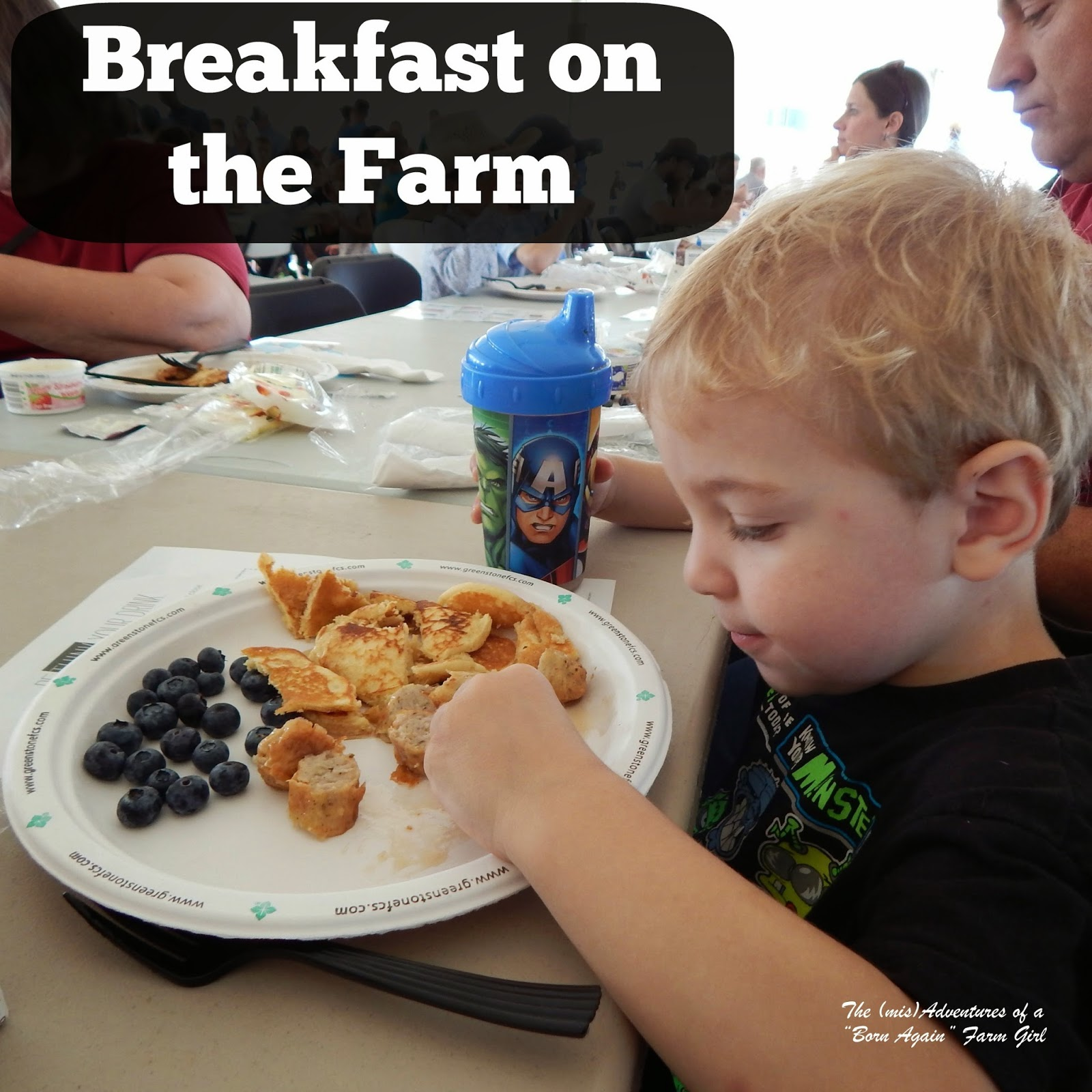 Breakfast on the Farm