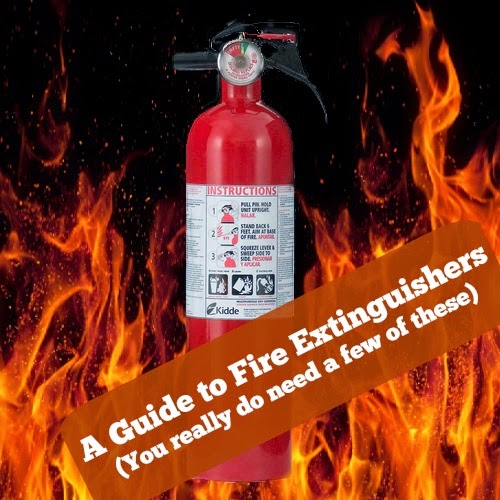 A Guide to Fire Extinguishers