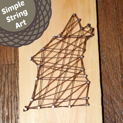 Simple String Art