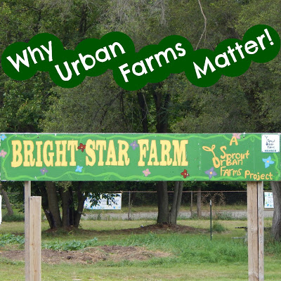 Why Urban Farms Matter