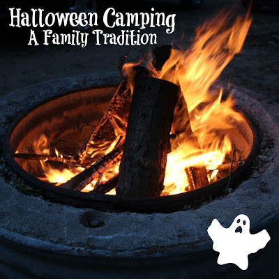 Halloween Camping, A Family Tradition