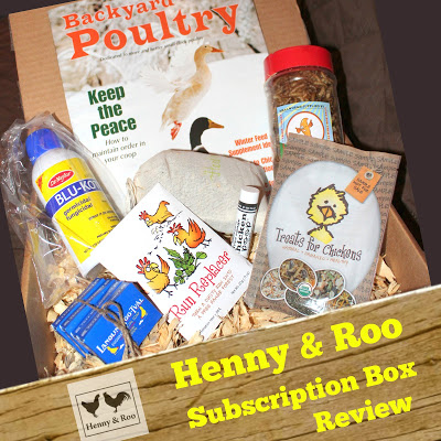 Henny & Roo Subscription Box Review (and Giveaway!)