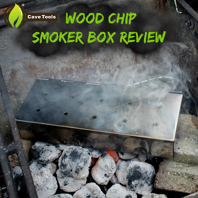 Cave Tools Wood Chip Smoker Box Review