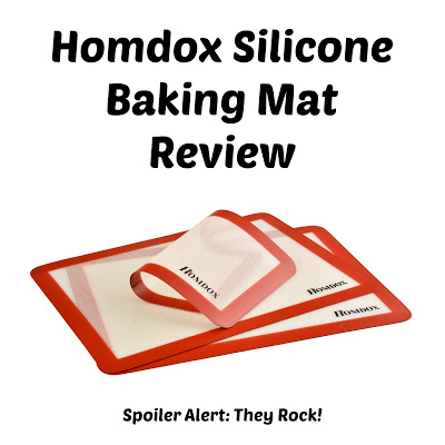 Homdox Silicone Baking Mat Review