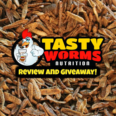 Tasty Worms Review and Giveaway