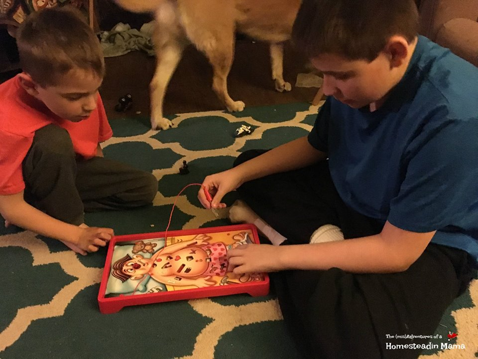 Playing Operation